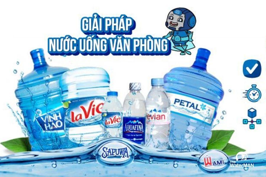 nuoc uong - giao nuoc - quan Binh Tan
