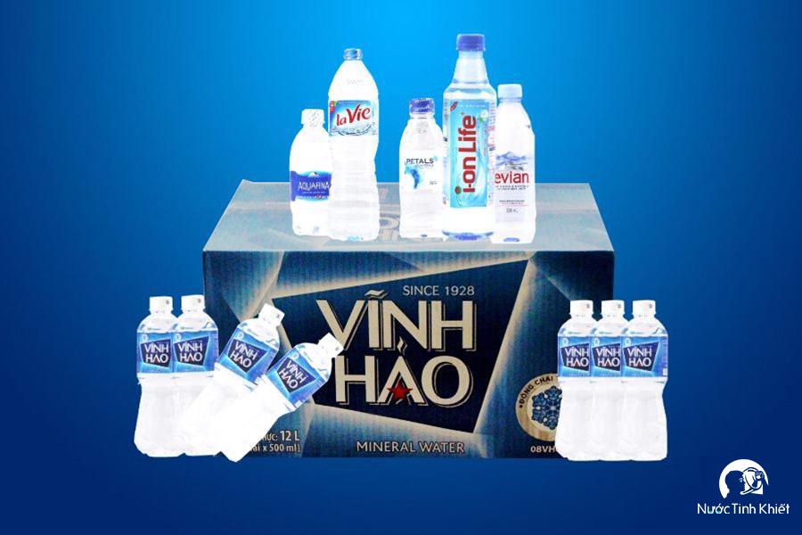Đại lý nước uống đóng chai Nước Tinh Khiết