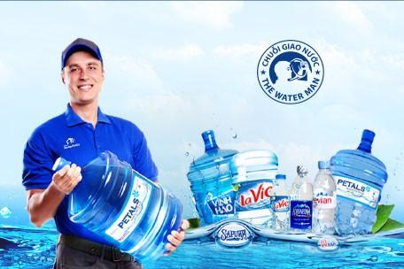 Đại lý nước The Water MAN