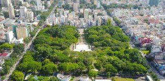 Công viên Lê Văn Tám - Quận 1