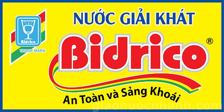 top 10 cong ty nuoc uong viet nam - bidrico