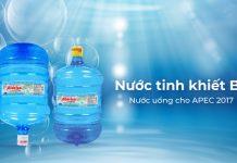 Nước tinh khiết Bidrico