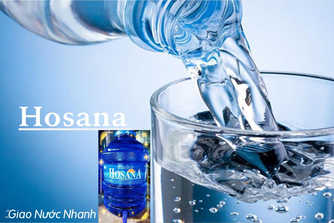 Nước uống Hosana
