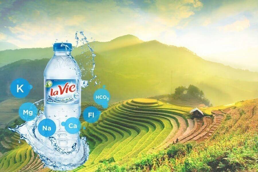 Chất lượng nước Lavie