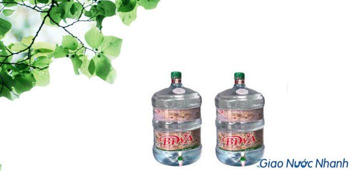 Nước đóng bình BIWA