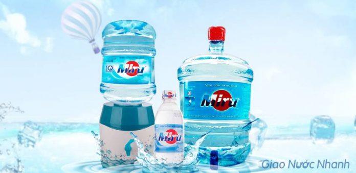 Nước tinh khiết Miru