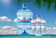 Nước tinh khiết BIWASE