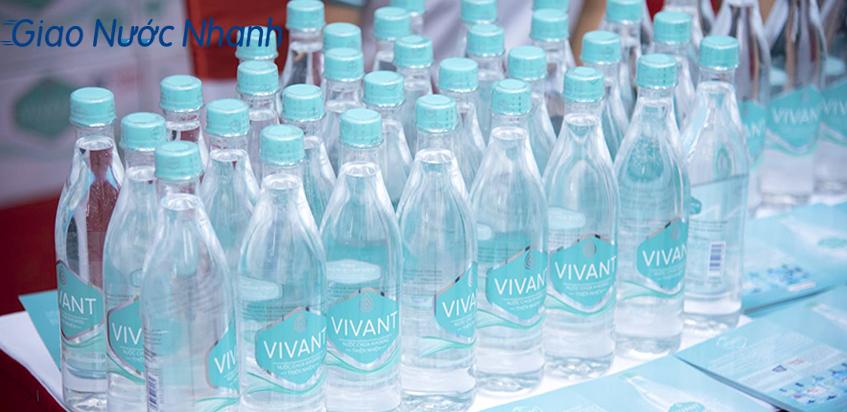 Nước đóng chai Vivant