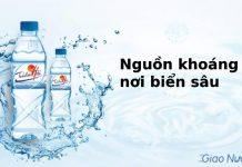 Nước khoáng Tiền Hải