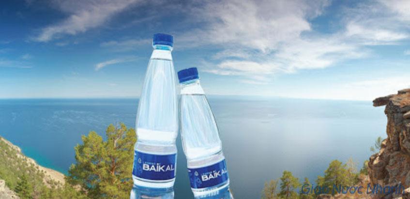 Nước khoáng Baika 500ml
