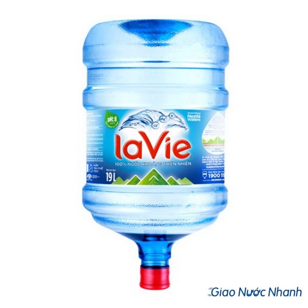 Nước khoáng Lavie bình 19L