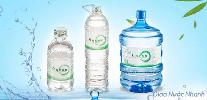 Nước tinh khiết Onsen
