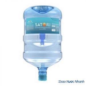 Nước Satori bình 20L