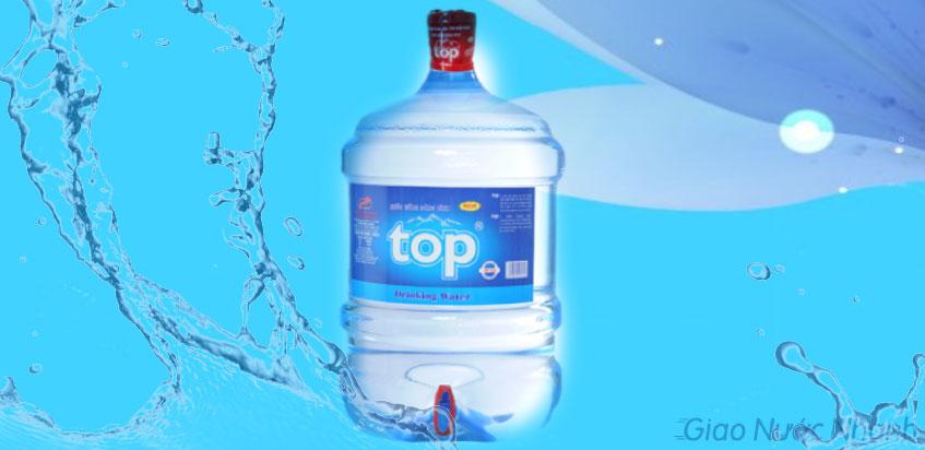 Bình nước uống Top 19L