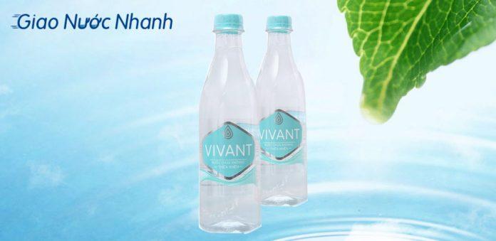 Nước khoáng Vivant