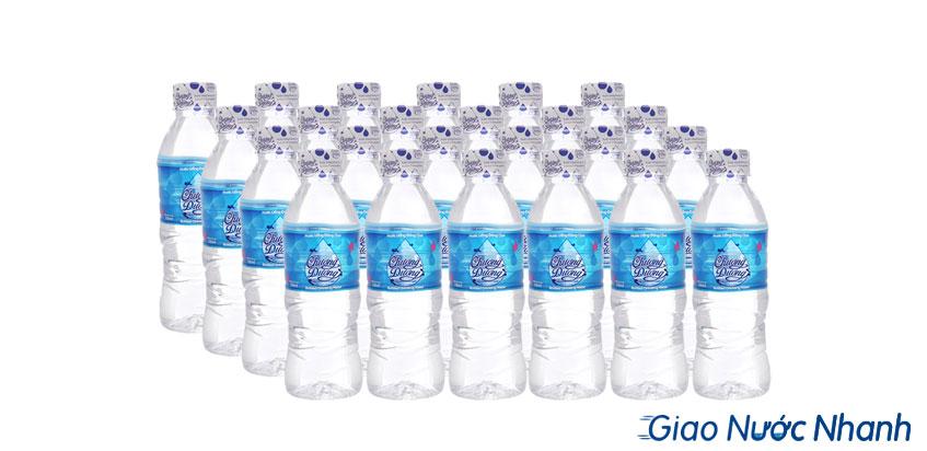 Nước uống Chương Dương đóng chai