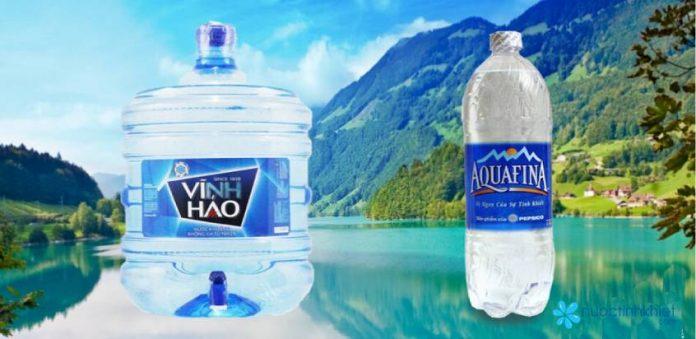 Vĩnh Hảo hay Aquafina