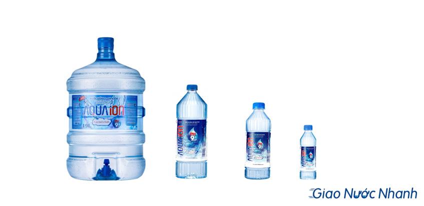 Các sản phẩm của Aqua Ion