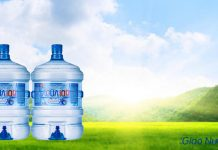 Nước kiềm Aqua Ion
