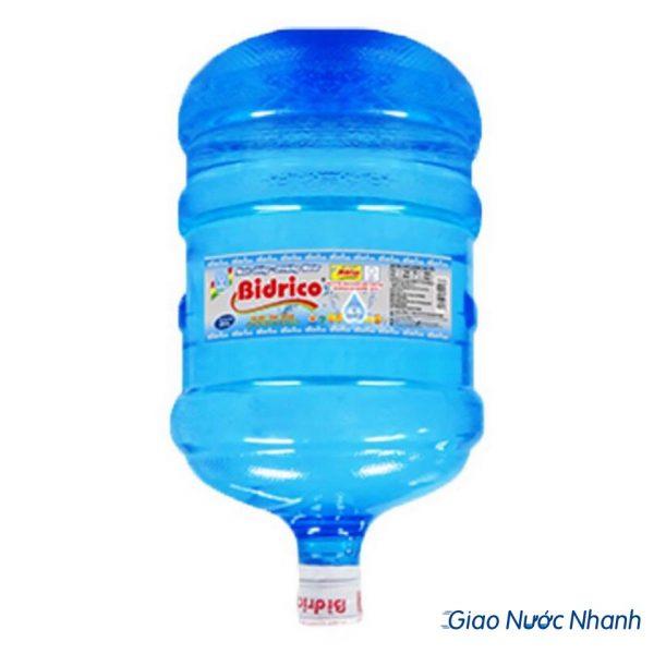 Nước Bidrico 20L bình úp