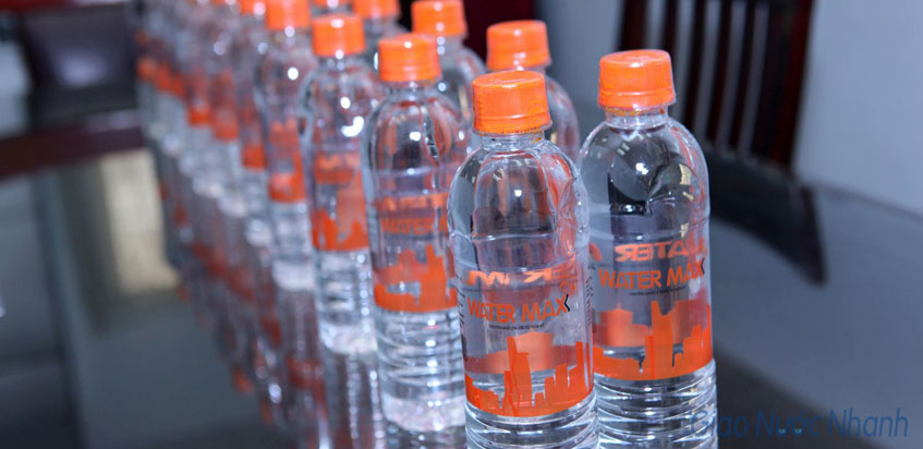 Nước Water MAX đóng chai