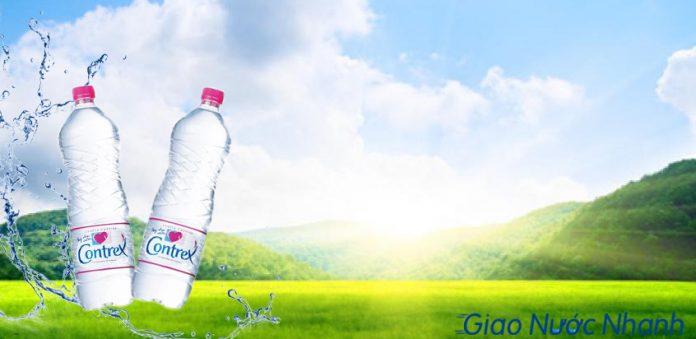 Nước tinh khiết Contrex