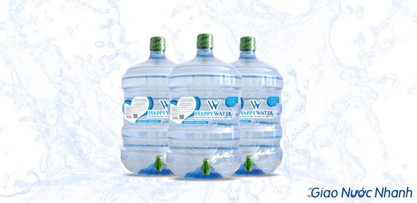 Bình nước HappyWater 19L