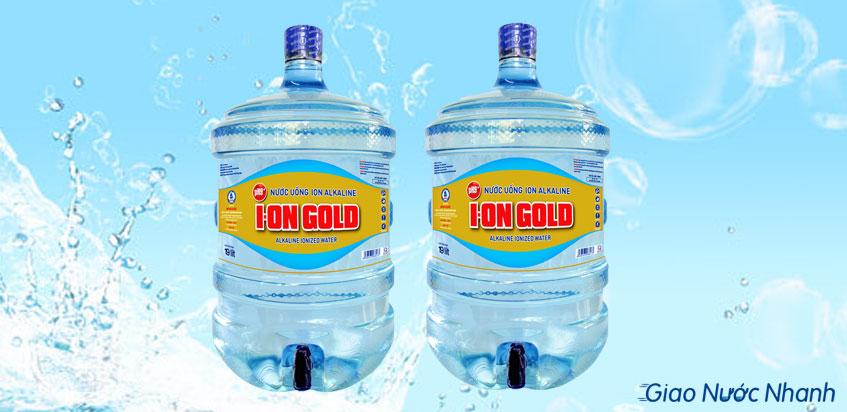 Bình nước Ion Gold 19L