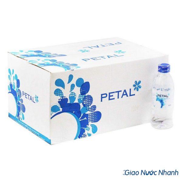 nước suối chai petal 350ml