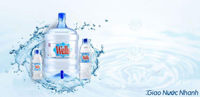 Nước tinh khiết Wells