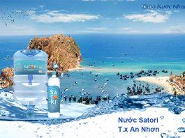Đại lý nước Satori Tân Trung Lợi - Bình Định