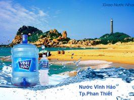 Đại lý nước Vĩnh Hảo Trần Thanh Quang - Phan Thiết