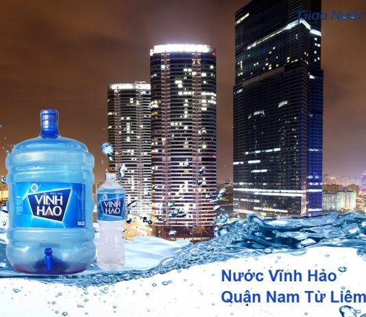 Đại lý nước Vĩnh Hảo Hải Nam - Hà Nội