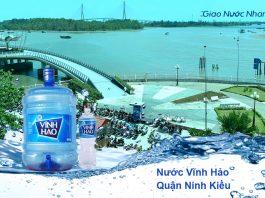 Đại lý nước Vĩnh Hảo Phương Khang - Ninh kiều - Cần Thơ