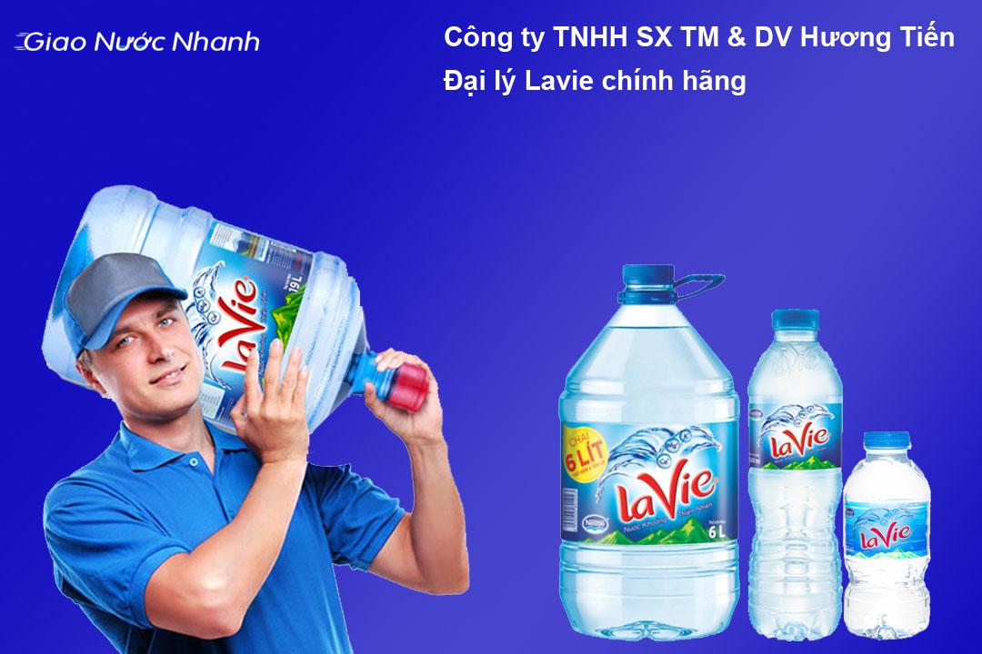 Đại lý nước Lavie Hương Tiến - Đà Nẵng