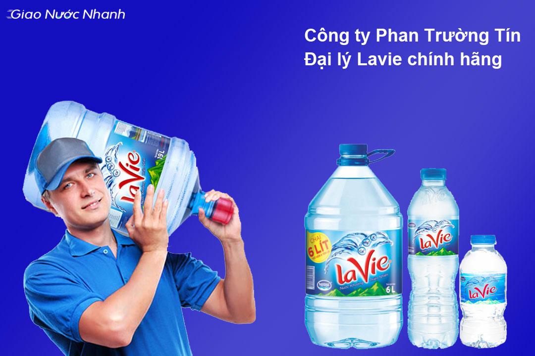 Đại lý nước khoáng Lavie quận Sơn Trà, Tp. Đà Nẵng