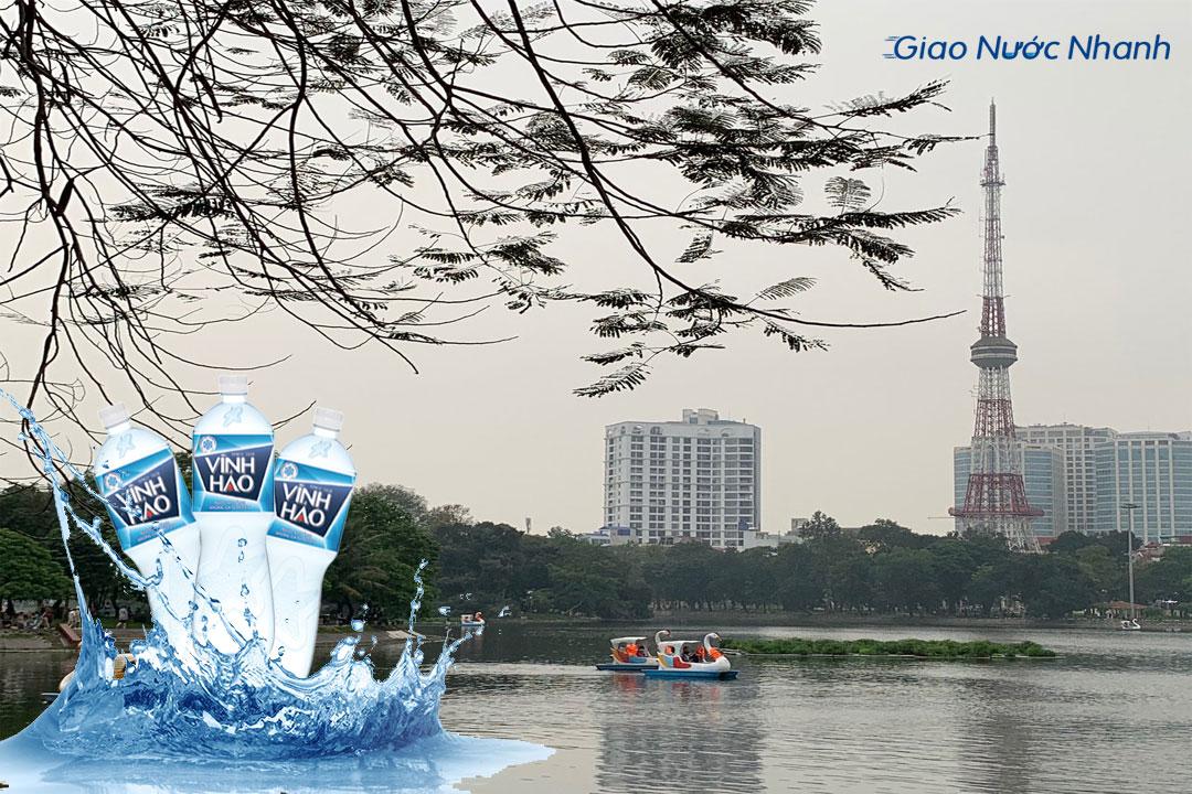 Đại lý nước khoáng Vĩnh Hảo quận Hai Bà Trưng, Tp. Hà Nội