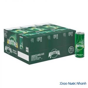 Nước lon Perrier 250ml