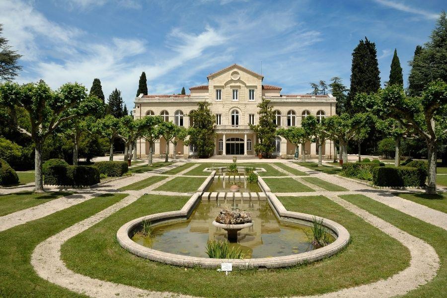 Bảo tàng Perrier - Pháp
