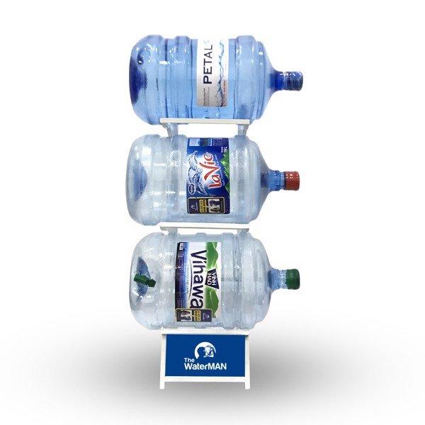 Kệ tiện lợi đặt bình nước