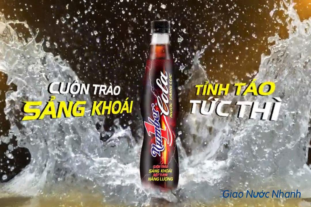 Nước tăng lực Number One Cola