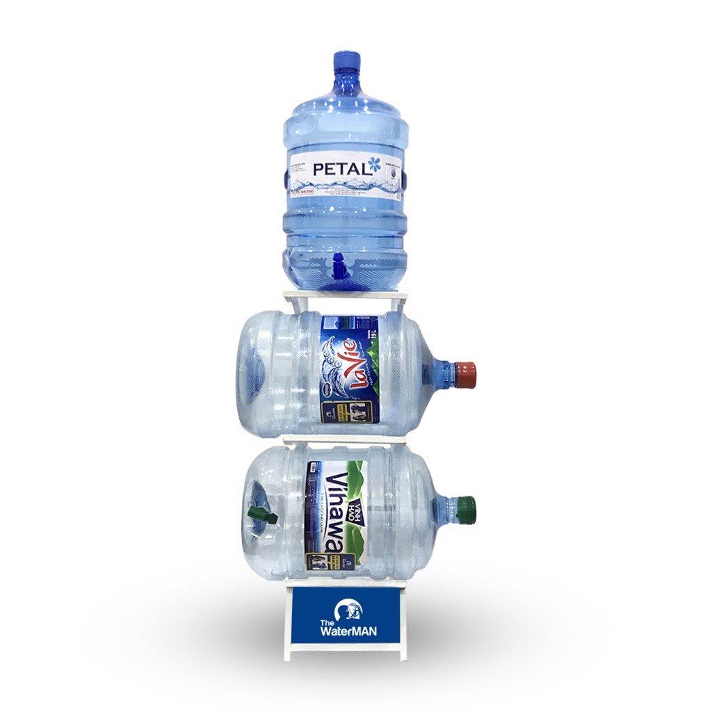 Kệ 3 tầng đặt bình nước