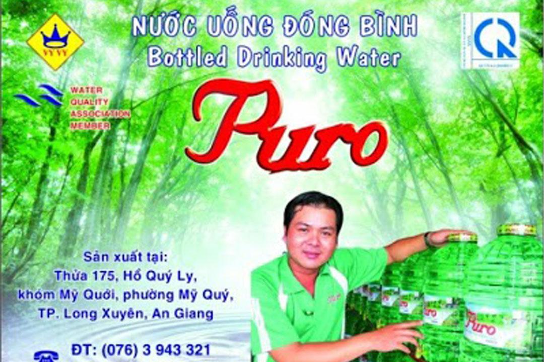Top 10 đại lý nước uống uy tín tại An Giang